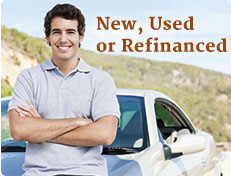 New, Used or Refinanced