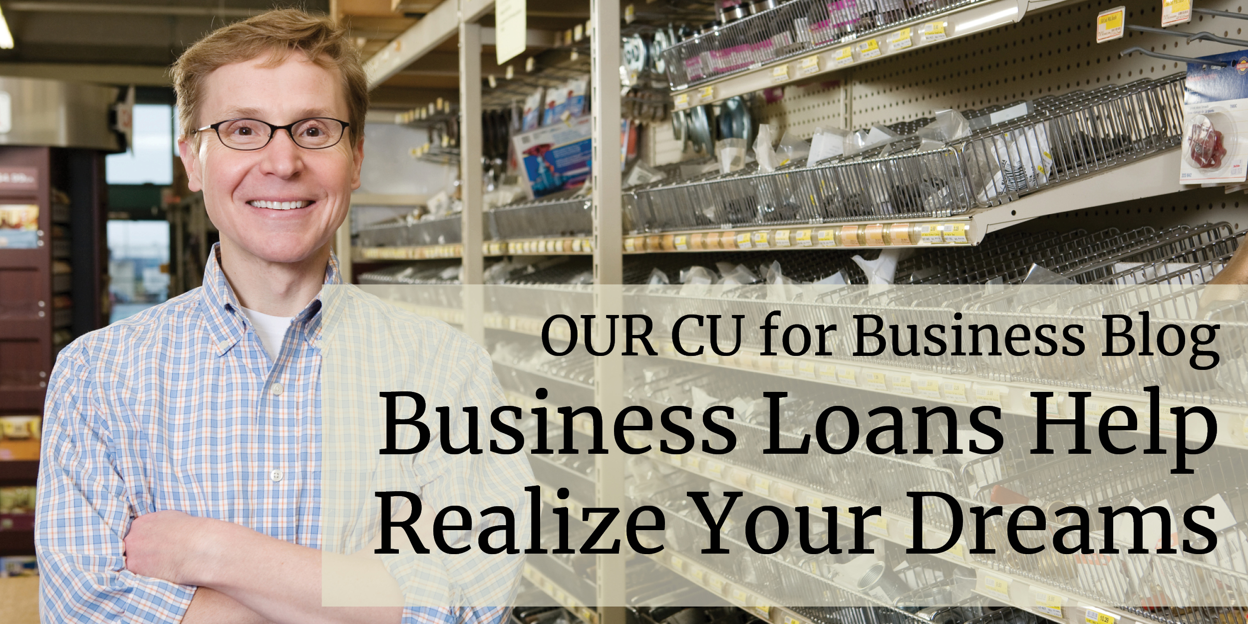 Business Loans Help Realize Your Dreams