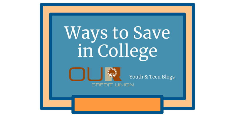 Ways to Save in College